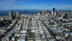 Aerial video San Francisco 4k
