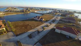 Aerial video Slidell New Orleans