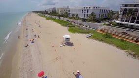 Aerial video West Palm Beach FL. Aerial drone video West Palm Beach FL stock footage