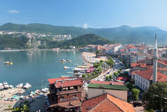 Aerial view of Amasra, Turkey Stock Images