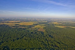 Aerial view of Amboise Stock Photos