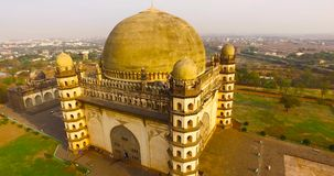 Image result for gol gumbaz aerial view