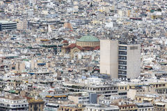 Aerial view of Athens, Greece. Athens is the capital of Greece a Stock Images