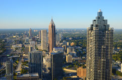 Aerial View of Atlanta Stock Photos