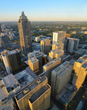 Aerial View of Atlanta Stock Images