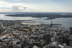 Auckland City Royalty Free Stock Photo