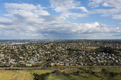 Auckland City Royalty Free Stock Photography