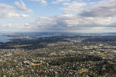 Auckland City Stock Image