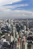 Aerial View of Bangkok from Baiyoke Tower Stock Photos