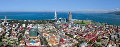 Aerial view of Batumi Royalty Free Stock Photo