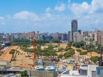 Beirut Hippodrome Park Stock Photos