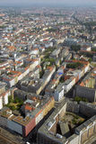 Aerial view on Berlin Royalty Free Stock Image