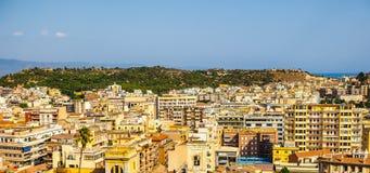 Aerial view of Cagliari (hdr) Fotografía de archivo