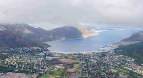 Aerial view of Cape Town – South Africa Stock Images