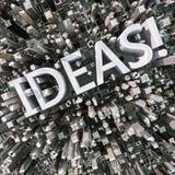Ideas Royalty Free Stock Image