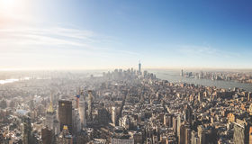 Aerial View of City Landscape during Daytime Royalty Free Stock Photo