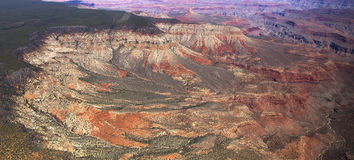 Aerial view of Colorado grand canyon, Arizona, Stock Images