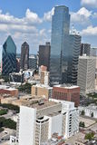 Aerial view of Dallas, Texas Royalty Free Stock Image