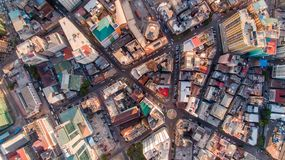 Aerial view of Dar es Salaam city, Tanzania. Aerial view of Dar es Salaam city stock photos