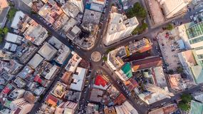 Aerial view of Dar es Salaam city, Tanzania. Aerial view of Dar es Salaam city stock images