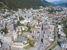 Davos royalty free stock photos