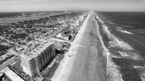 Aerial view of Daytona Beach. Stock Image