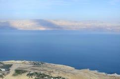 Dead Sea coast. Royalty Free Stock Photos