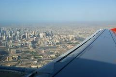 Aerial view. Dubai, United Arab Emirates Stock Images