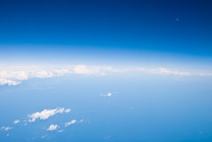 Aerial view of Earth Stock Images