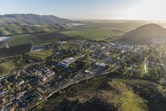 California State University Channel Islands Aerial stock photos