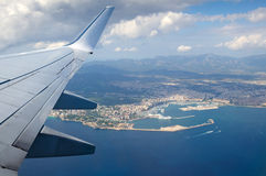 Free Aerial View From The Plane Stock Photos - 37537013