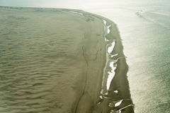 Free Aerial View From The Schleswig-Holstein Wadden Sea National Park Stock Photography - 44722892