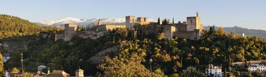 Aerial view of Granada Stock Photo