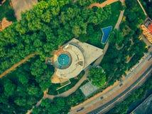 Aerial view of havas prague royalty free stock photos
