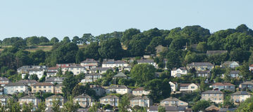 Aerial View Houses, Housing Estate, Development Stock Photos