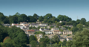 Aerial View Houses, Housing Estate, Development Stock Image