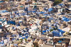 Aerial view, Jodhpur Royalty Free Stock Image