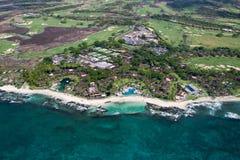 Kahuwai Bay, Big Island, Hawaii Stock Image