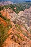 Aerial View of Kauai Stock Photos