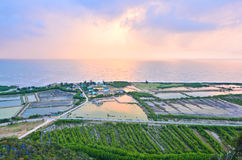 Aerial view from Khao Dang Stock Image