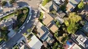Aerial view of La Jolla beach and coastline. San Diego
