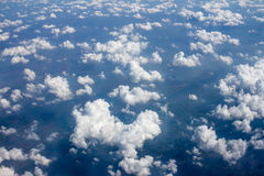 Aerial view of landscape Stock Photos
