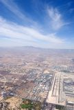 Aerial view of Las Vegas Stock Images