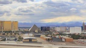 Aerial view of Las Vegas Royalty Free Stock Photo