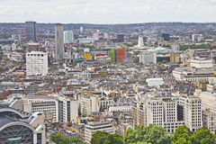 Aerial view of London Stock Photography