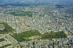 Aerial view of London Stock Photos