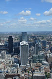 Aerial view of London. Royalty Free Stock Photography