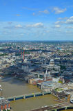 Aerial view of London. Stock Photography
