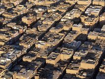 Aerial View of Luxor Stock Images