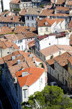 Aerial view of Marseille Stock Photography